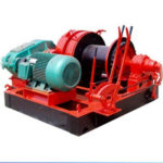 Endless Rope Winch Safety Operation