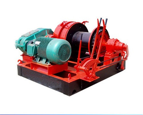 Ellsen Wharf Piling Winch for Sale