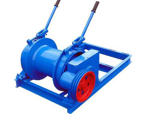 Single Drum Piling Winch for Sale