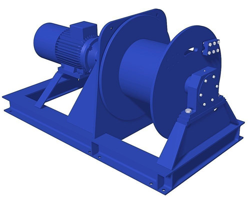 Ellsen Hydraulic Drilling Winch for Sale