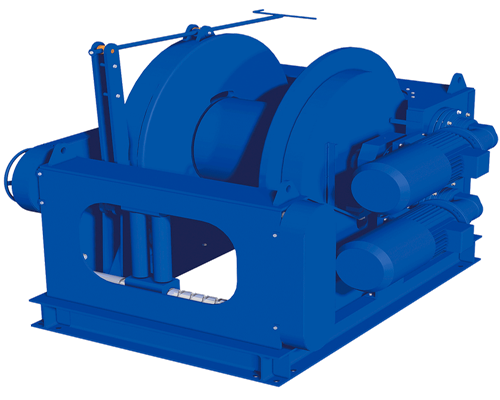 Hydraulic Planetary Winch for Sale