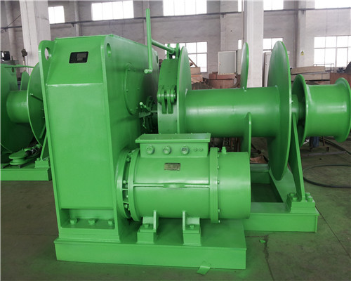 30T Hydraulic anchor winch marine windlasses