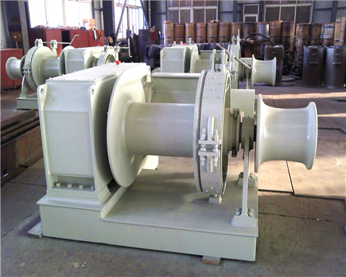 5 ton Quick electric anchor winch