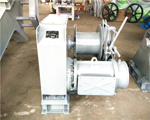 5 ton quick hydraulic anchor winch
