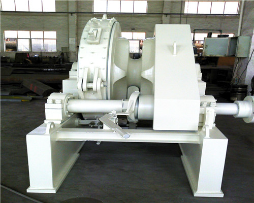 68mm hydraulic anchor winch