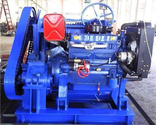 7.5T Diesel Winch