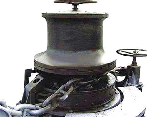 capstan anchor winch windlass