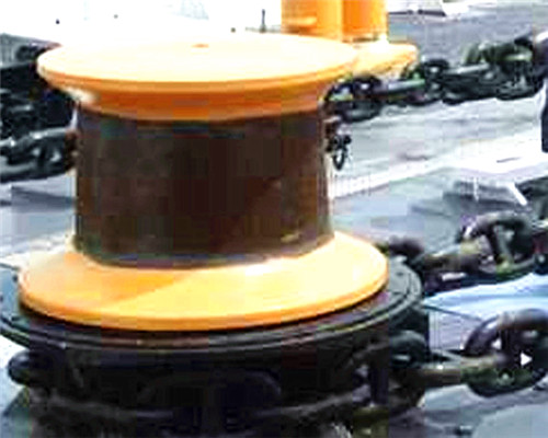 Ellsen anchor chain capstan for sale
