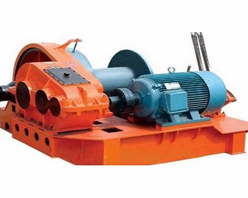 Dum Anchor Winch