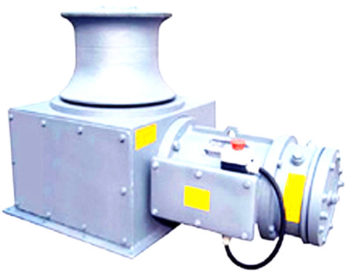 Horizontal Capstan Anchor Marine Winch