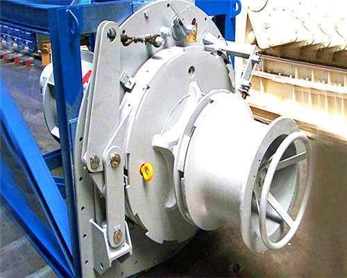 Vertical Hydraulic Capstan