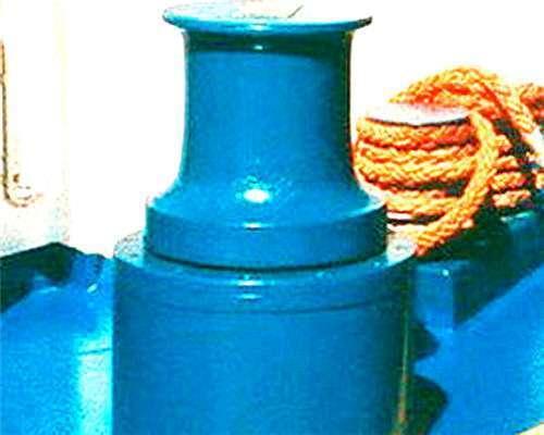 Hydraulic 10t Mooring Capstan