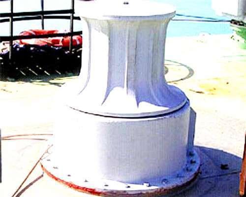 Hydraulic Vertical Capstan Marine