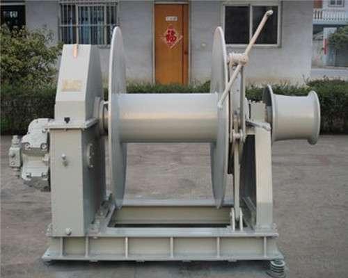 Ellsen small hydraulic winch for sale