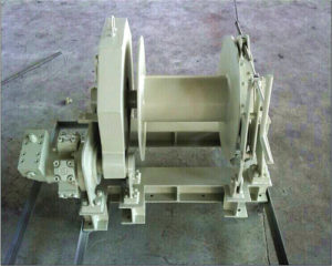 0.5 Ton hydraulic small anchor winch for sale