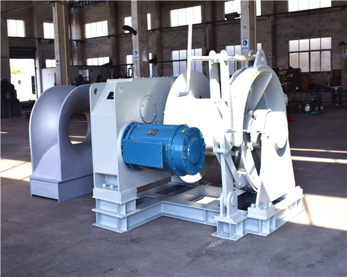 10t Small electric anchor winch