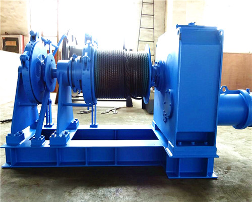16mm 5 Ton anchor pro power winch model