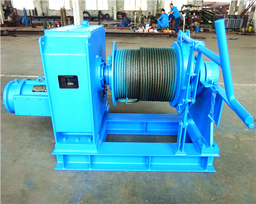 5 ton electric power anchor winch for sale