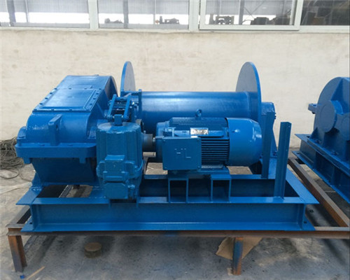 10 ton winches in high quality.