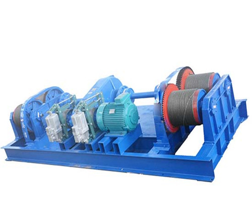 Ellsen 20 ton winches for sale