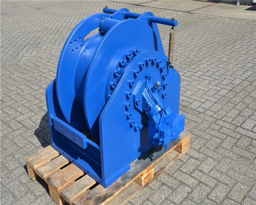 20 ton hydraulic winch are supplied here.