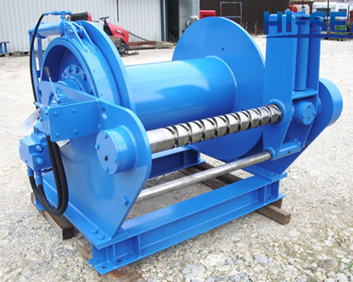 high quality marine hydraulic winch