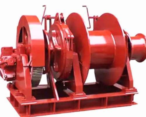 excellent hydraulic winch