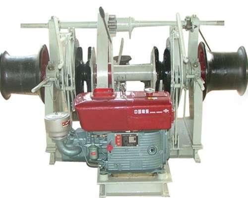 diesel gypsy winch