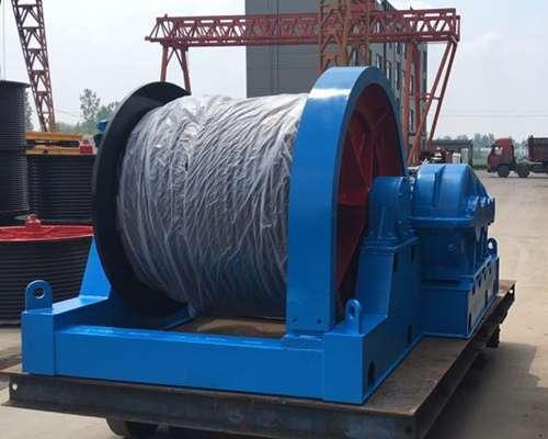20 ton winch