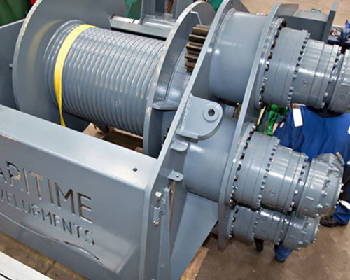 high quality deck winch for sale