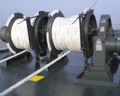 standard deck winch for sale