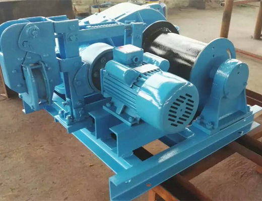 heavy duty cable winch