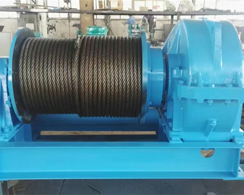 excellent cable winch