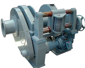 electric vessel winch for business