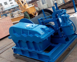 30 ton electric winch for sale