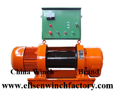 AQ-JKD Rope Winch for Sale