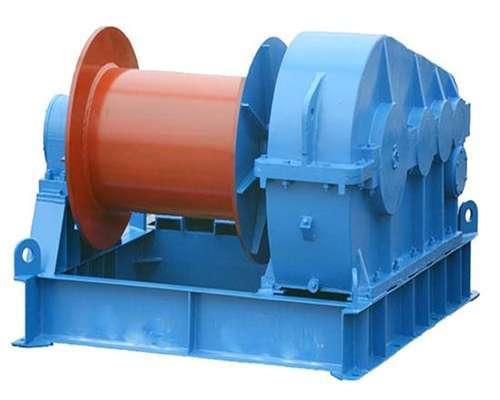 50 ton winch