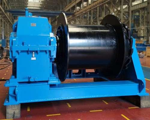40 ton winch