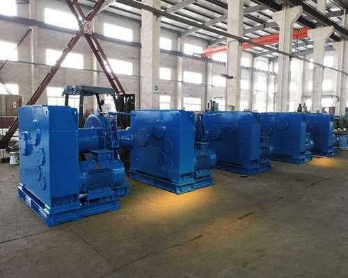 15 ton electric winch