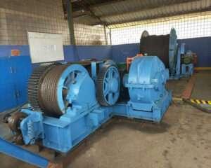 60 ton winch